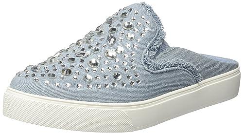 ALDO Hiliwiel, Zapatillas sin Cordones para Mujer, Azul (Denim), 37 EU: Amazon.es: Zapatos y complementos