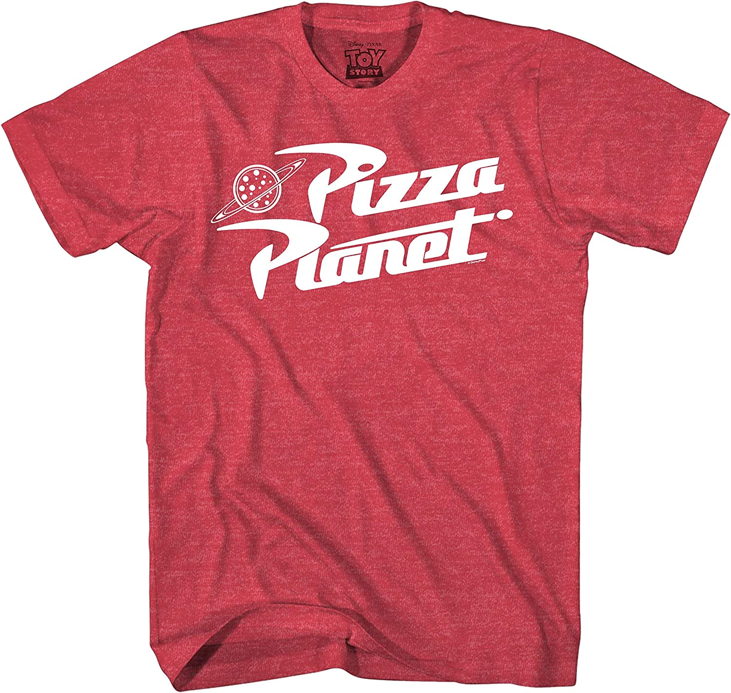 Toy Story Pizza Planet Delivery Adult T-Shirt