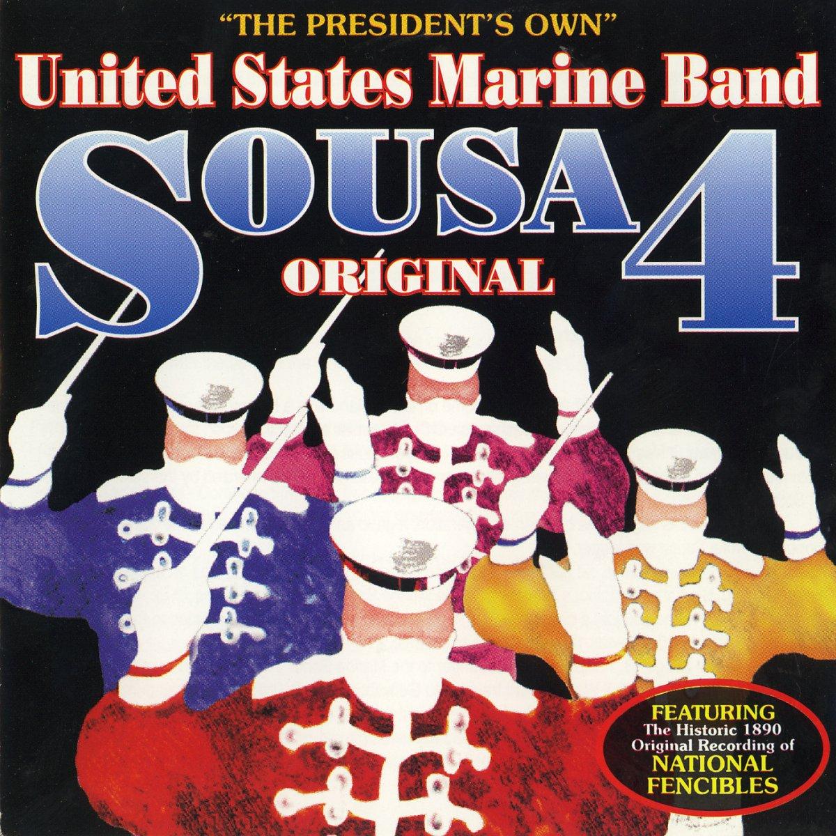 Sousa, Vol. 4 by Altissimo!