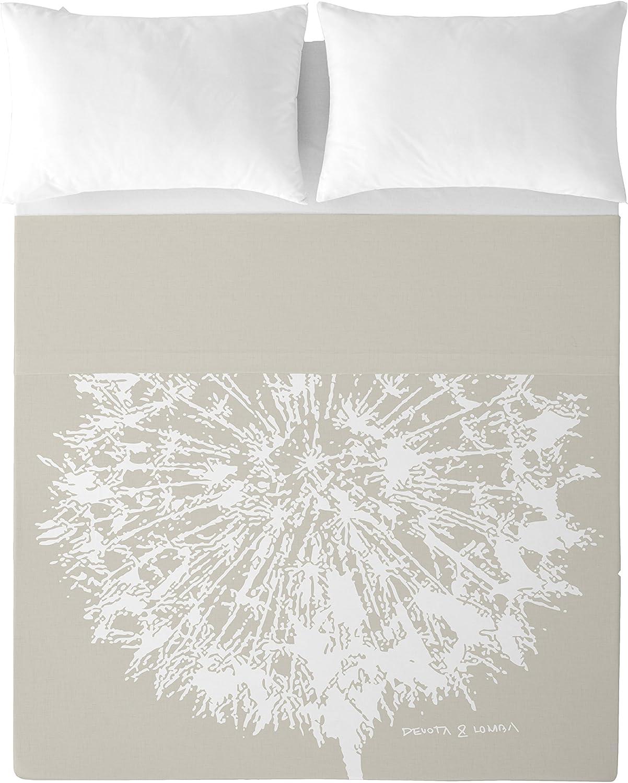 Devota & Lomba Dente Juego de sábanas, Algodón, Multicolor, 270 x 240 cm