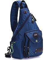 Amazon.com | DDDH 13.3-Inch Sling Bag Riding Hiking Bag Single ...