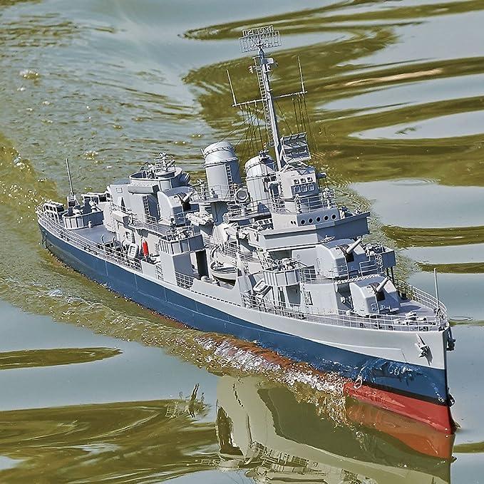 1/72 US Fletcher Class Destroyer ARR: Amazon ca: Toys & Games