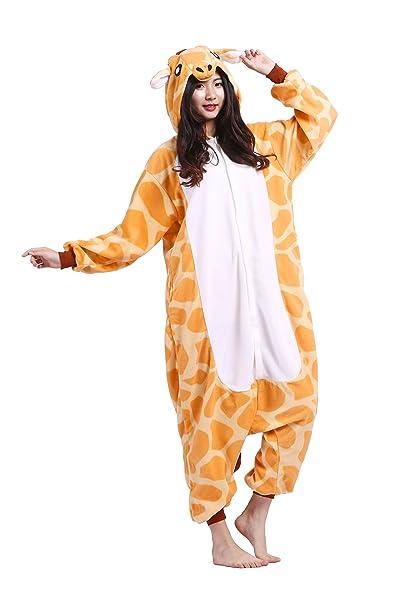 Magicmode Unisex Cosplay Verduras Disfraces De Adultos Pijama Enterizo Sudadera con Capucha Kigurumi Pijamas Vestido De