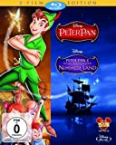 Peter Pan / Peter Pan 2: Neue Abenteuer in Nimmerland [Blu-ray] [Special Edition]