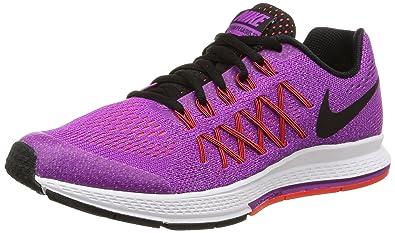 Nike Air Zoom Pegasus 32 Femmes Chaussures De Course Bâton Noir / Violet livraison gratuite 5B69Xwt7as