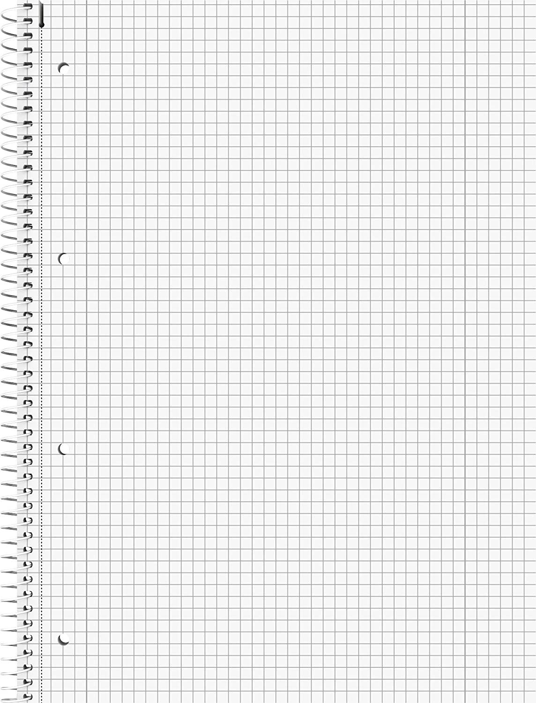 formato A4 Fontana 106742801/Blocco note//quaderno a quadretti Student zenart Octopus Rigatura 28 90/G//M/² 80/fogli