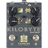 Caroline Kilobyte Lo Fi Delay Pedal Caroline Guitar Company