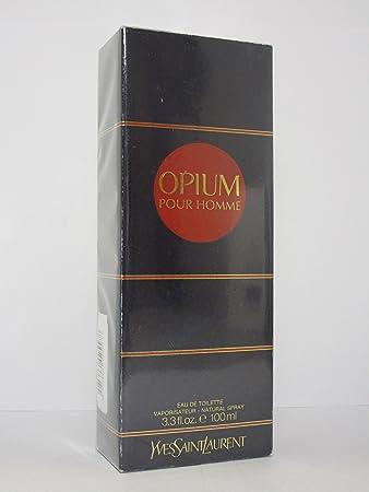 Saint Pour Yves 3 Fl Laurent Opium Homme Men Ozfor Eau Toilette100 3 Ml De k80PwOn