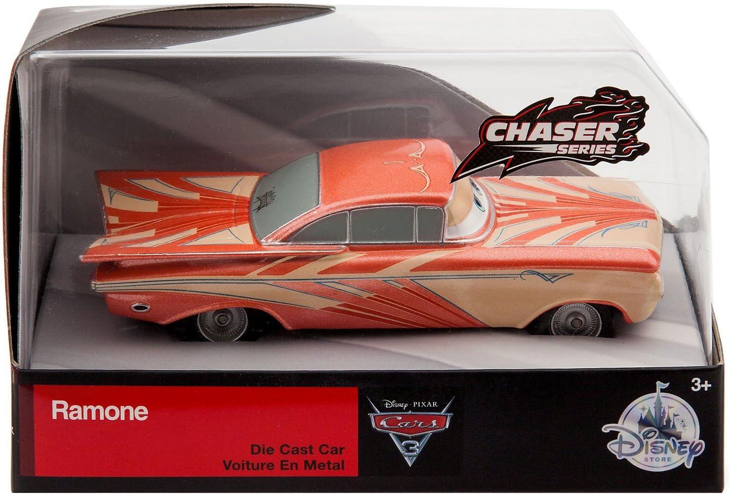 Amazon Com Ramone Die Cast Car Disney Cars 3 Chaser Series Rare
