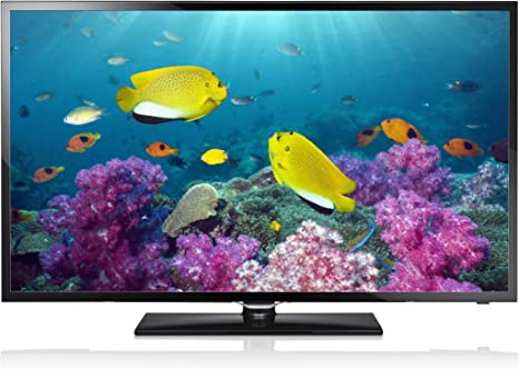 Samsung UE46F5300 - Televisor LED de 46 pulgadas con SmartTV (Full HD 1080p, Clear Motion Rate 100 Hz) color negro: Amazon.es: Electrónica
