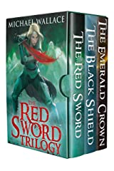 The Red Sword: The Complete Trilogy Kindle Edition