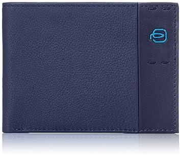 Piquadro Porte-monnaie, Bleu