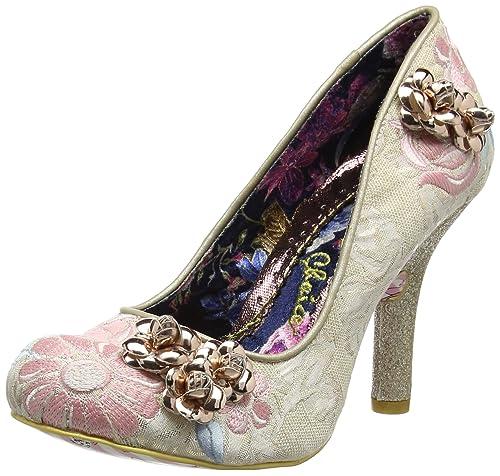 Womens Speak Easy Closed-Toe Heels Irregular Choice lTHVS7