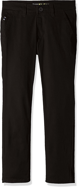 Southpole Boys Big Boys Flex Stretch Basic Long Chino Pants