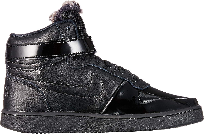 Zapatos de Baloncesto para Mujer NIKE Wmns Ebernon Mid Prem