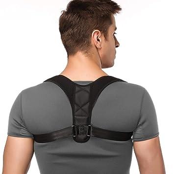 Amazon.com: SHCOJA Corrector de Postura para Mujer y Hombre ...