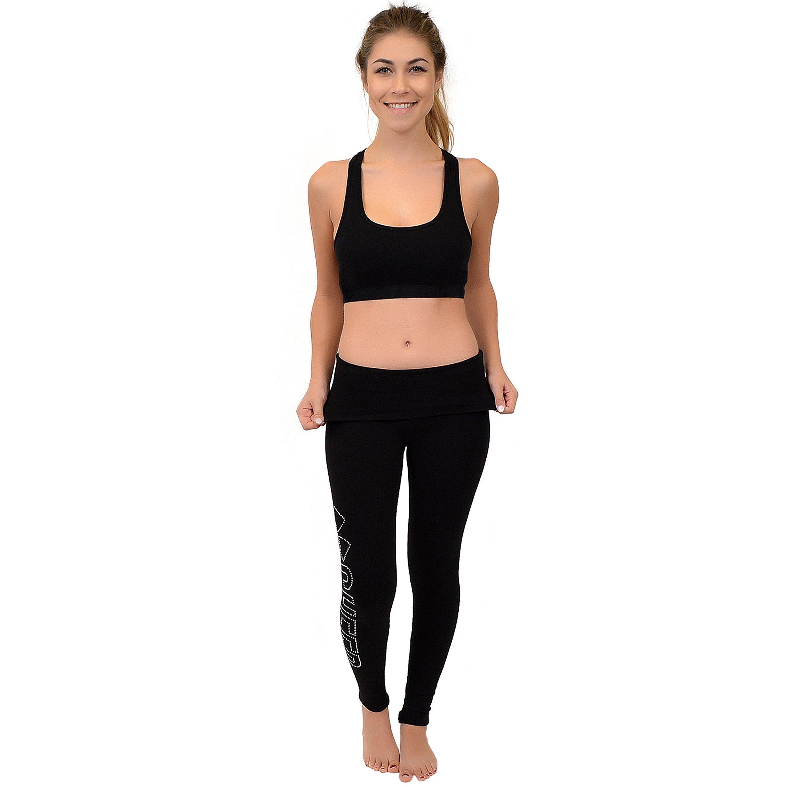95dfb290c273e Amazon.com: Stretch Is Comfort: Leggings