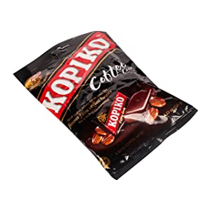 Kopiko Coffee Candy (25-ct) - 4.23oz by Kopiko.