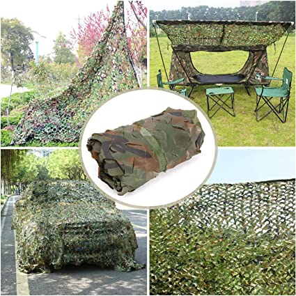 Jungle Camouflage Net 2 * 3m Hunting Army Camouflage Net ...