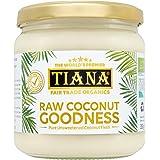 TIANA Fair Trade Organics Raw Coconut Goodness - 350g