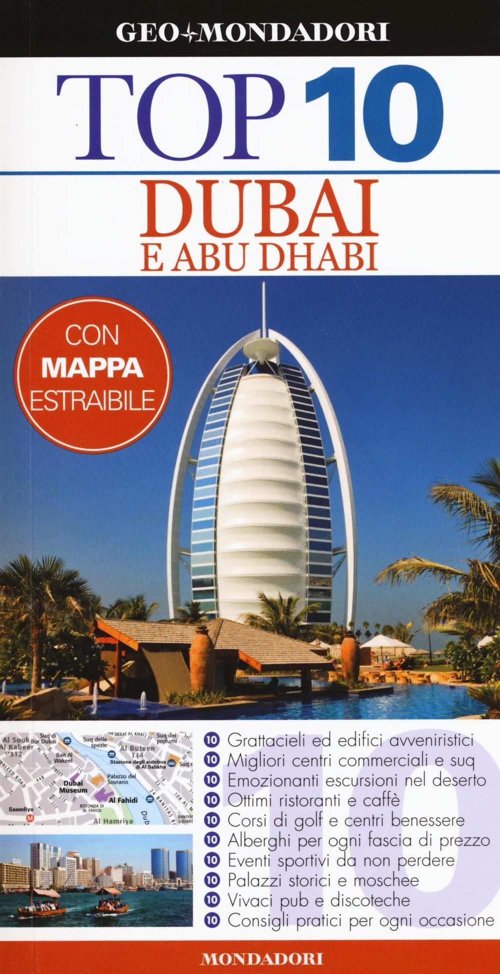 Dubai e Abu Dhabi. Con carta (Top 10): Amazon.es: Lara ...