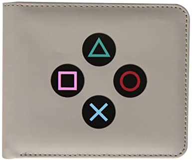 204c4e3a2 Official Sony PlayStation Controller Wallet: Amazon.co.uk: PC ...