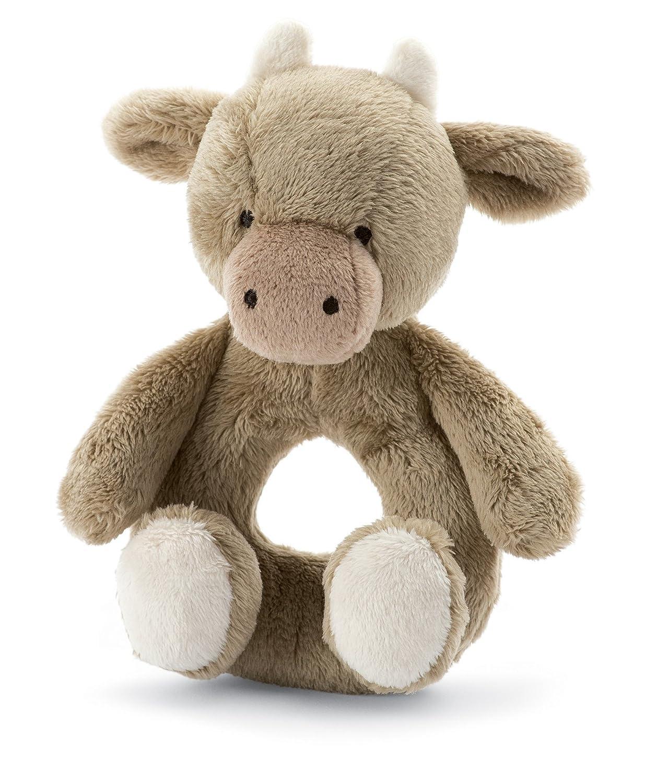 2019超人気 Jellycat Bashful BTW4RR PlushベビーリングRattles B01AGMIBCA ホワイト BTW4RR B01AGMIBCA Mellymoo Cow Cow Mellymoo Cow, TOOL大王:1aad8e76 --- impavidostudio.com