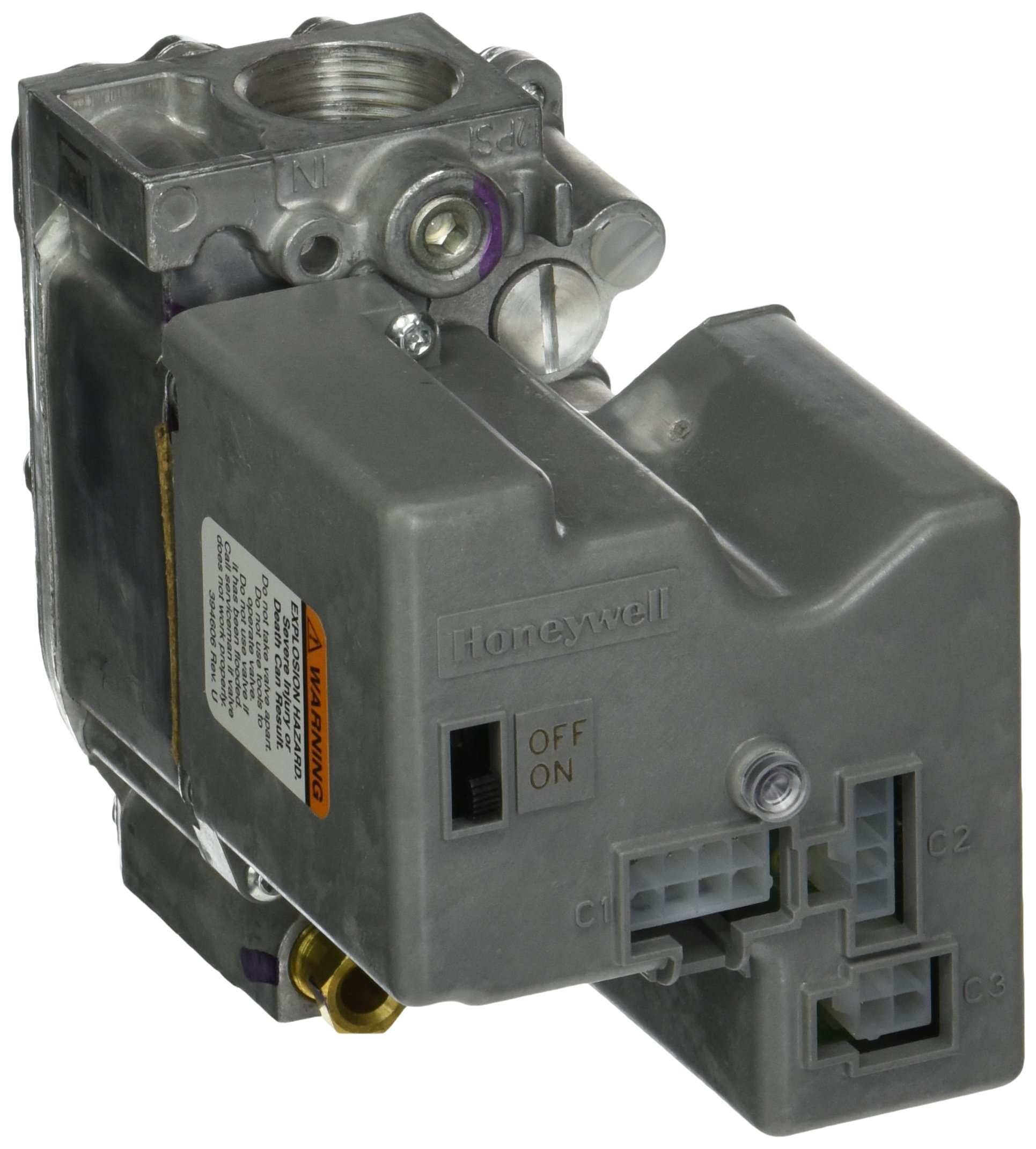 Honeywell SV9641M-4510 Intermittent Pilot with Comb Air Control, SmartValve and Standard Opening, 3/4'' x 3/4''