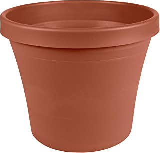 "product image for Bloem TR16908 Terra Pot Planter 16"" Charcoal"