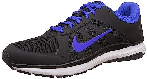 d6b62620a0f Nike Men s Black Dart 12 MSL Sports Shoes - 11 UK India (45 EU)  Buy ...