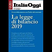 La legge di bilancio 2019: Il testo della manovra con l'indice dei contenuti