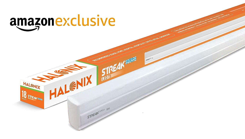 Halonix Streak 18-Watt LED Batten (Cool Day Light) - 1800 lumen