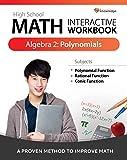 Math Interactive Workbook: Algebra 2- Polynomials [Online Code]