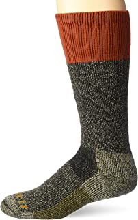 product image for Carhartt Men's Cold Weather Boot Sock, Rust, Shoe Size: 11-15