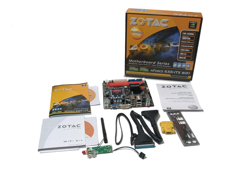 Zotac NF630I-F-E Drivers (2019)