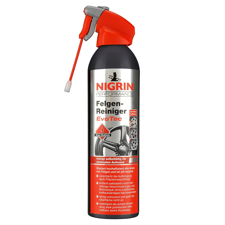 Nigrin EvoTec 72976 Wheel Cleaner –  Quantity 1