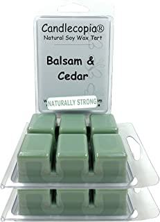 product image for Candlecopia Nag Champa Strongly Scented Hand Poured Vegan Wax Melts, 18 Scented Wax Cubes, 9.6 Ounces in 3 x 6-Packs