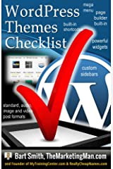 Wordpress Themes Checklist Kindle Edition