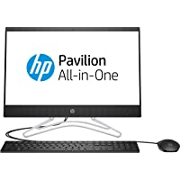 HP Hepsi Bir Arada Masaüstü Bilgisayarı Intel core_i7 256 SSD 8 DOS QWERTY (Türkçe Klavye), Smoke Gray