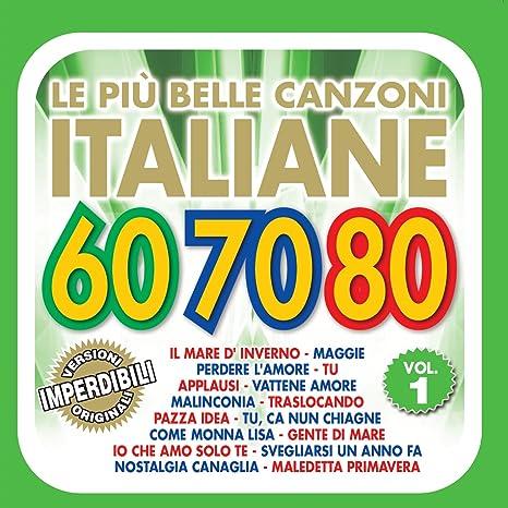 musica italiana anni 60 titoli