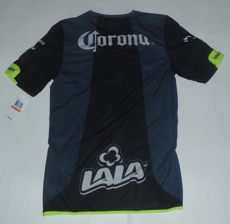 01fd4d1d567ea Amazon.com : Club Santos Laguna Puma Black Official Power Mens MX ...