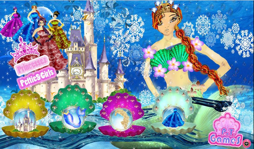 Tear of Princess : Princess Salome : Mermaid 2 - Princesa