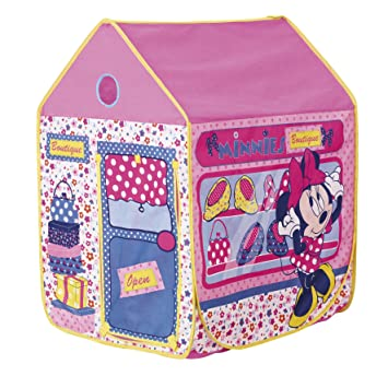 Minnie Mouse Play Tent.  sc 1 st  Amazon.com & Amazon.com: Minnie Mouse Play Tent.: Toys u0026 Games