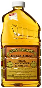 Howes 103060 Treat-Diesel Conditioner and Anti-Gel, 64. Fluid_Ounces
