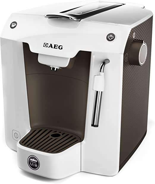 AEG Favola LM 5150 - Cafetera de monodosis con accesorio para ...