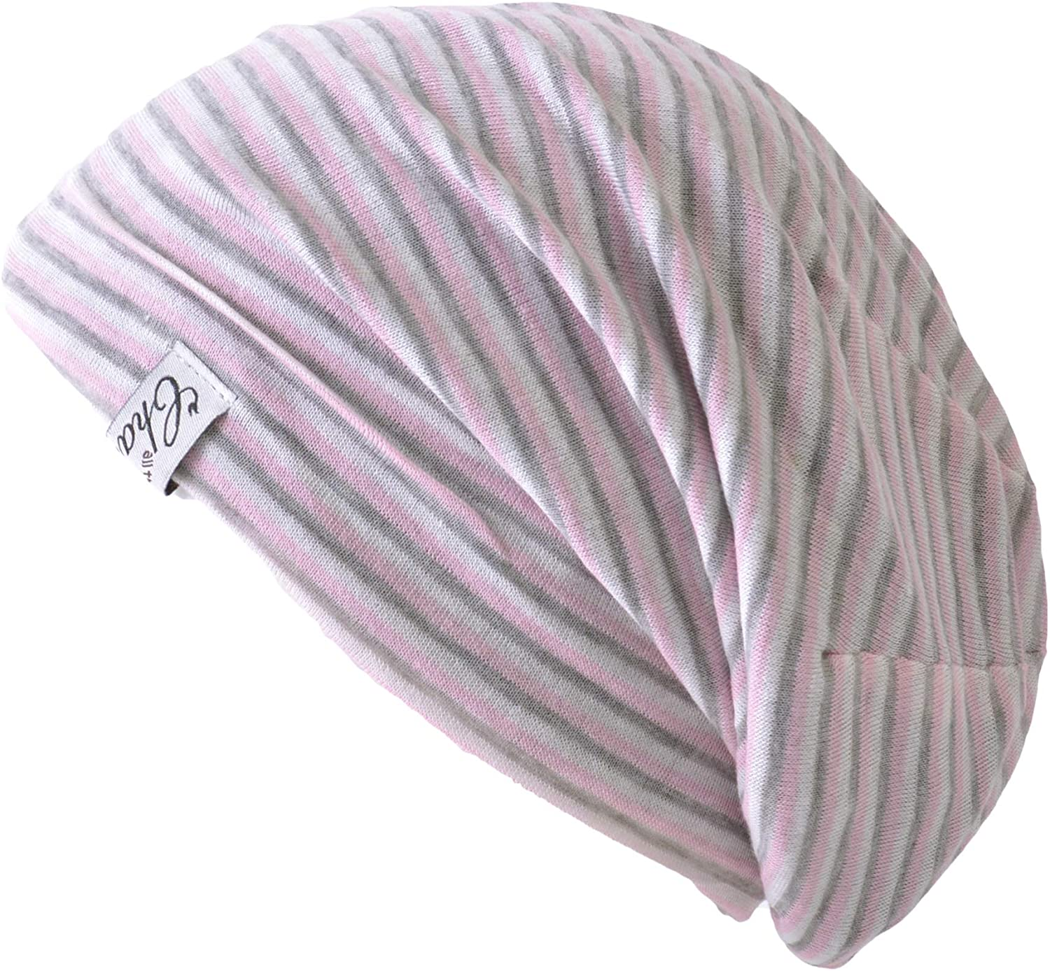 Organic Cotton Baggy Hat Womens Chemo Charm Mens Slouchy Organic Beanie