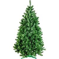 DecoKing Künstlicher Weihnachtsbaum Tannenbaum Christbaum Tanne Lena Weihnachtsdeko