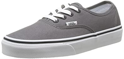 Vans U Authentic Pewter/Black, Unisex Adults' Trainers