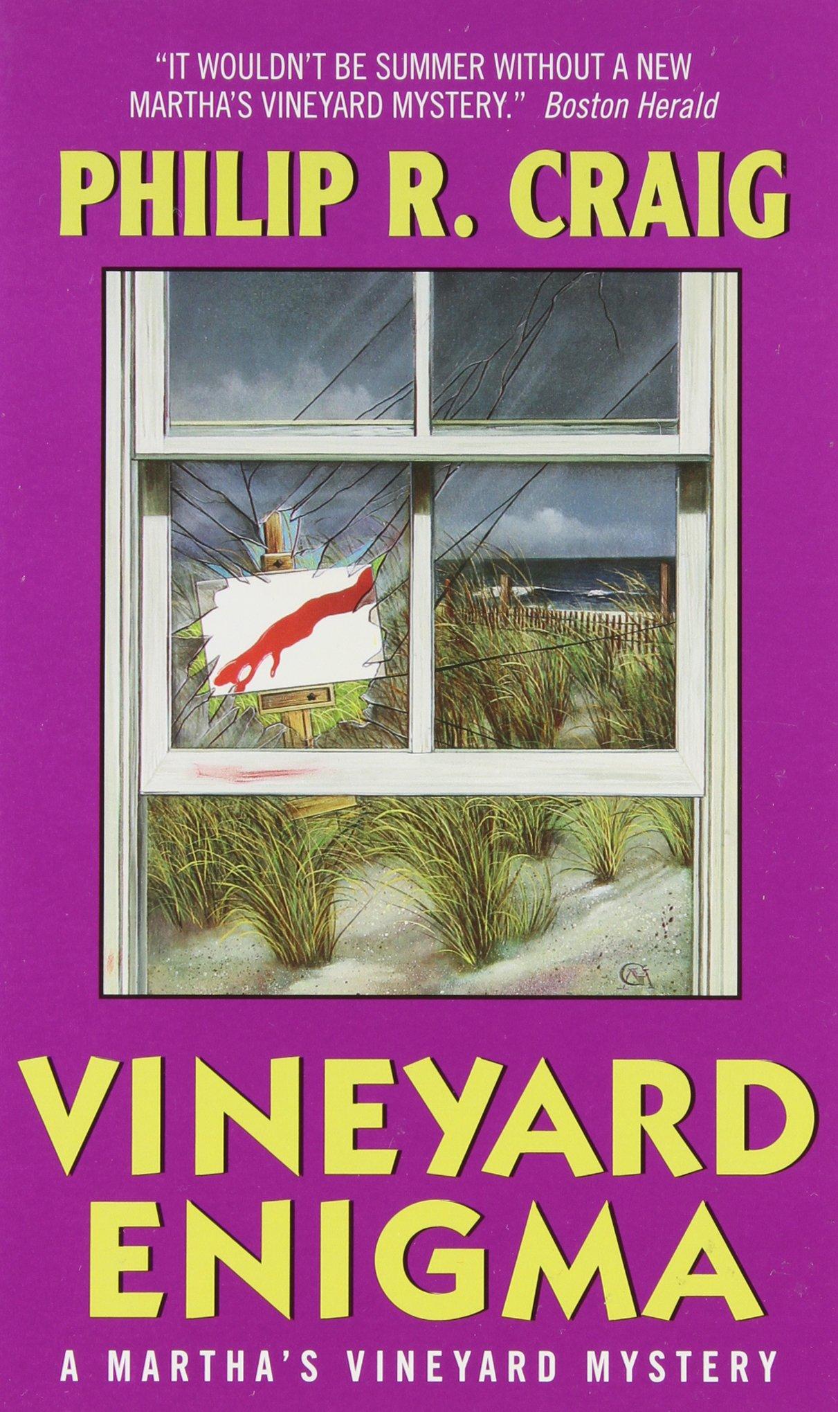 Vineyard Enigma : A Martha's Vineyard Mystery ebook