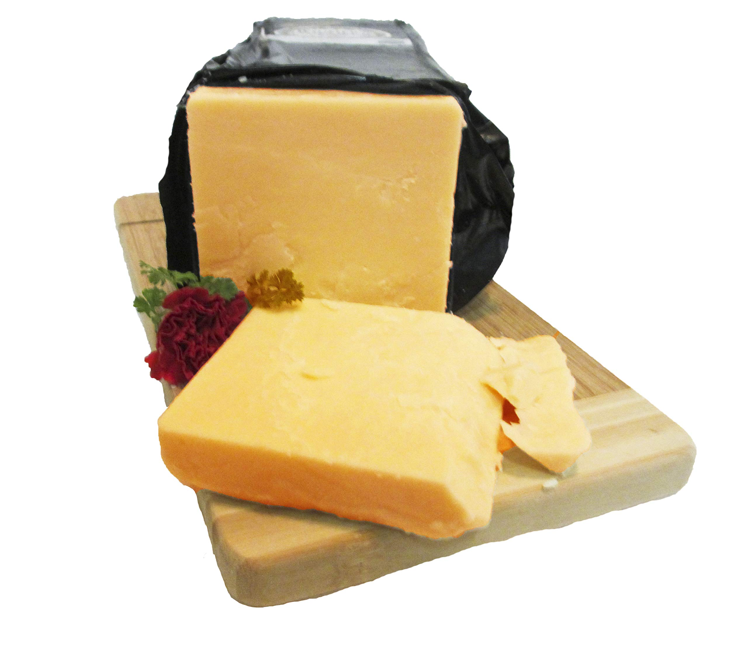Widmers 10 Year Cheddar Cheese 1 LB by Widmers Cheese Cellars (Image #1)